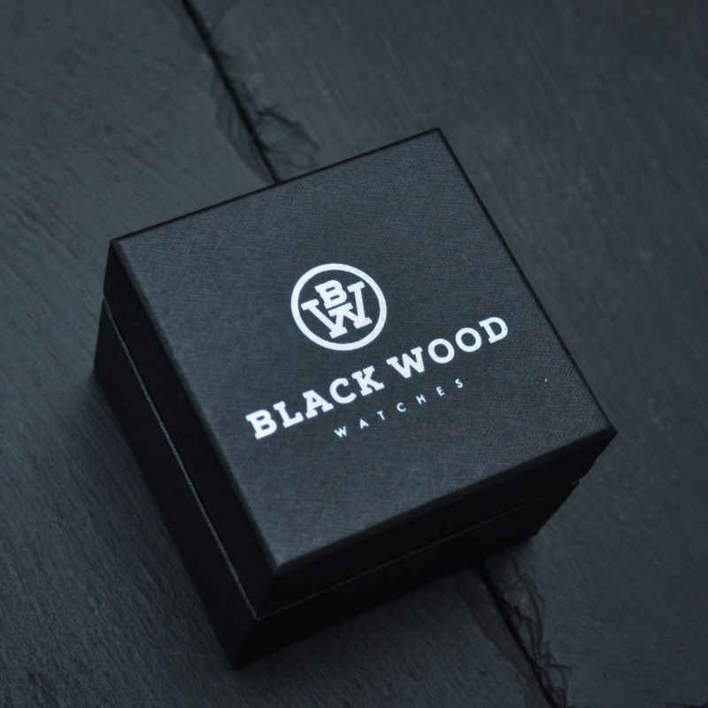 BLACK WOOD Rhine 40