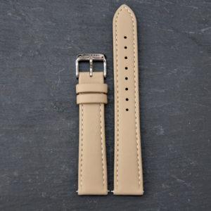 """Echtleder Armband """"Beige Elegance"""" Damen"""