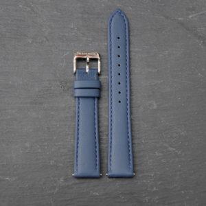"""Echtleder Armband """"Midnight-Blue"""" Damen"""