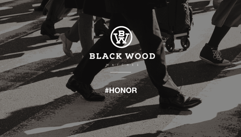 BLACK WOOD HONOR